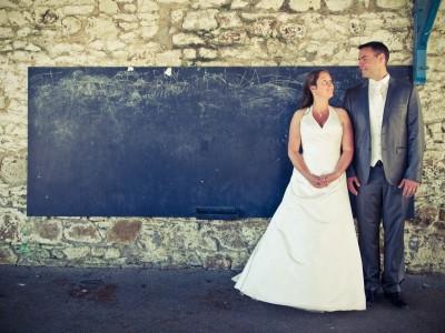 séance mariage saint brieuc école