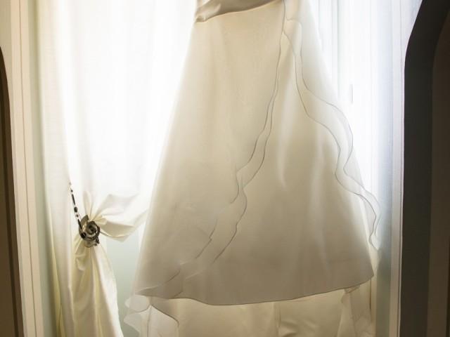 robe mariée bretagne photo