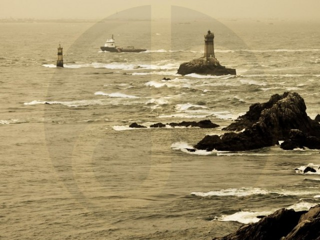 Point du raz & phare de la vieille