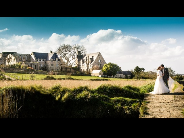 mariage paimpol beauport abbaye