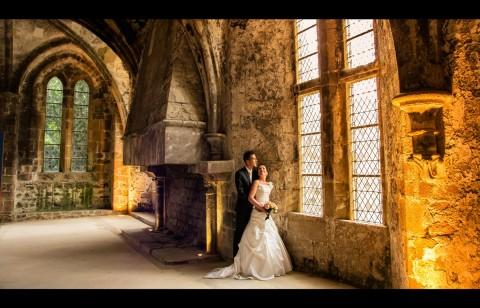 chateau bourblanc mariage photographe