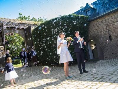 quatres mariages lune miel TF1 photographe