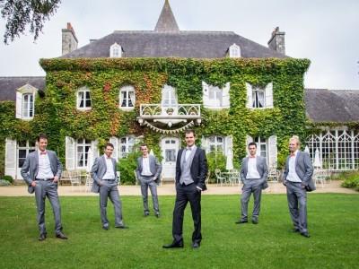 photographe mariage bretagne luxe