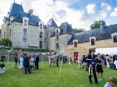 chateau de locquenole photographe