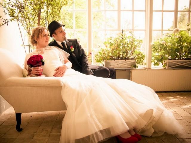 mariage manoir de la bruyere