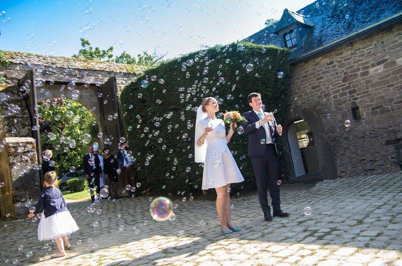 chateau de la touche trebry mariage - Photographe Mariage Saint Brieuc