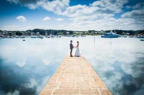 photographe saint malo mariage
