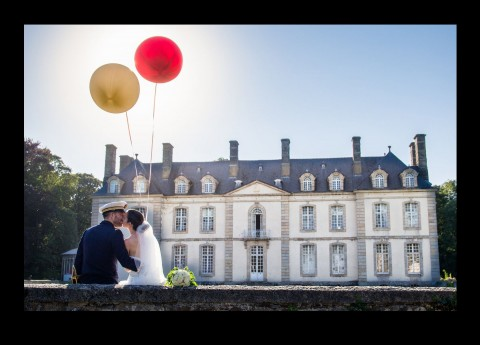 mariage pommorio chateau