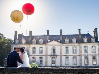 chateau de pommorio mariage