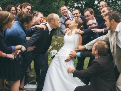 photo amis mariage