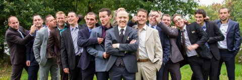 photos amis homme mariage