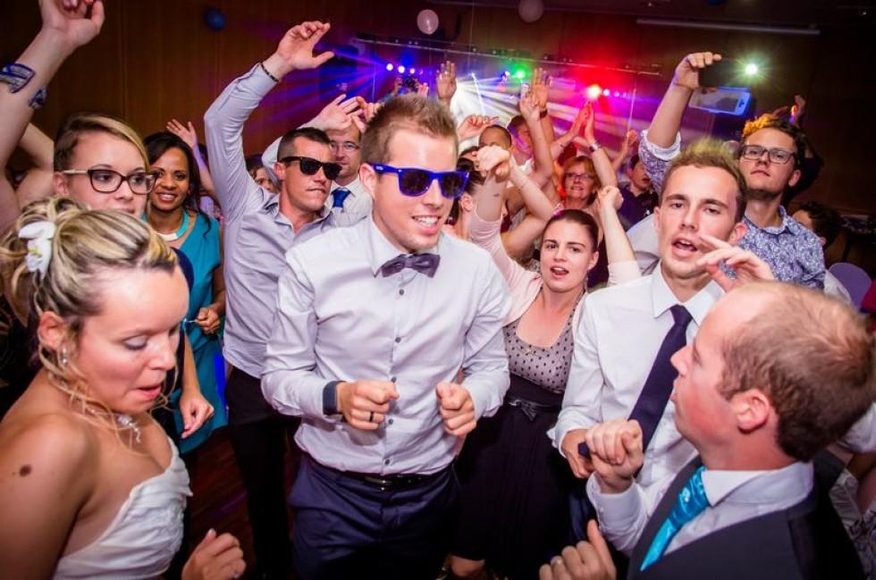 Reportage de la soirée dansant de votre mariage