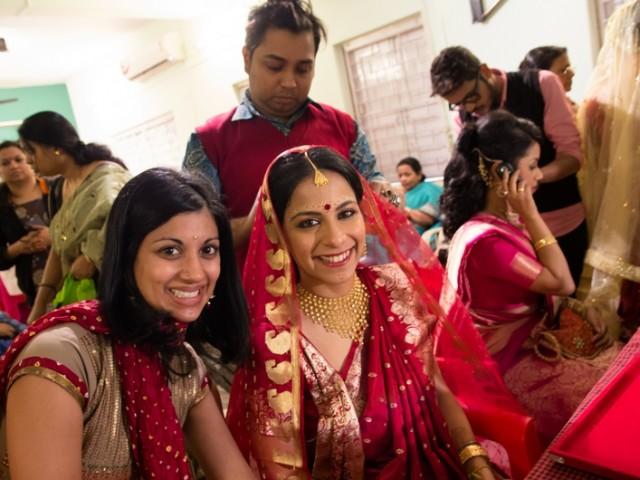 mariage inde calcutta préparatifs