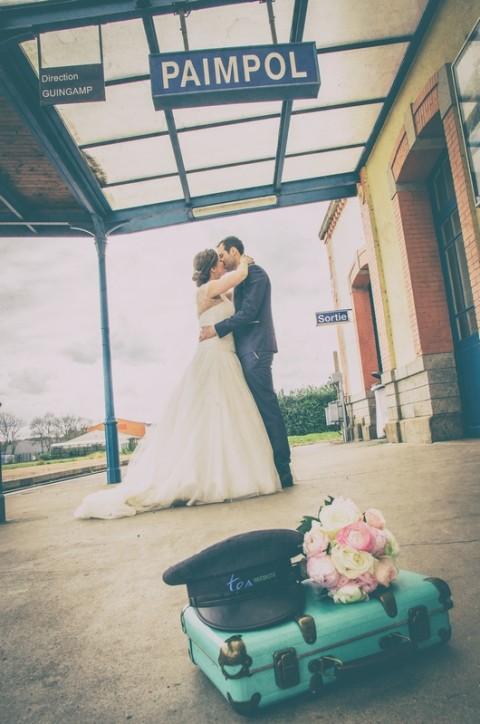 mariage paimpol couple
