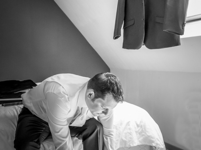 preparatifs mariage homme