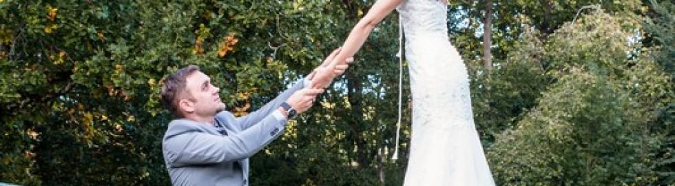 photo originale mariage côtes d'armor