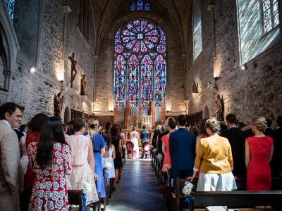 mariage abbaye de lehon