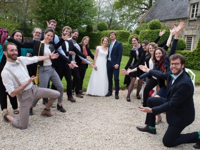 mariage chateau de bogard côtes d'armor