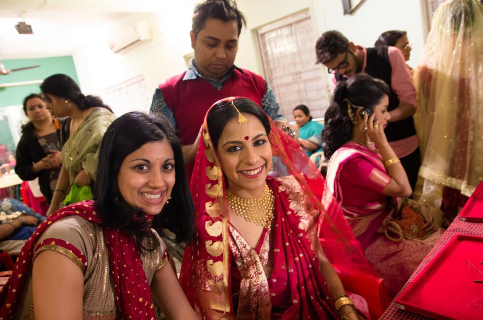 Mariage en Inde, Kolkotta