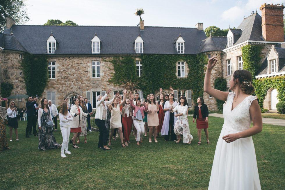 Mariage Bretagne au chateau de Bourblanc