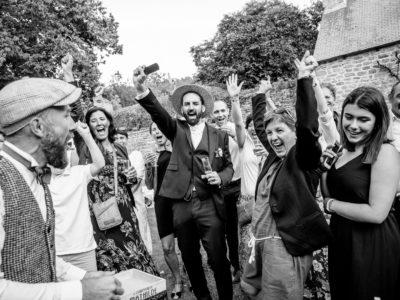 bretagne mariage photographe noé verte