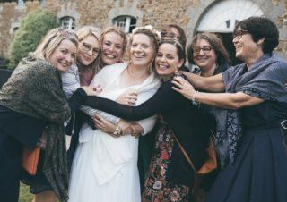mariage chateau de pommorio