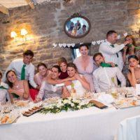 mariage noé verte soirée