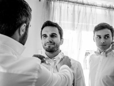 préparatifs homme mariage