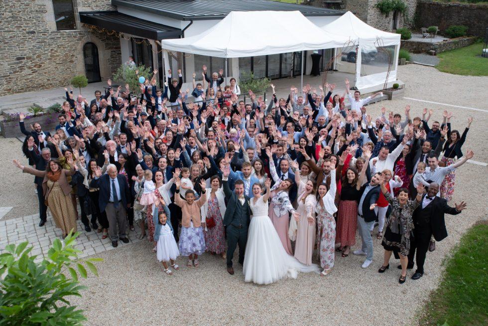 Mariage L&C – Manoir de Prévasy à Carhaix, Bretagne