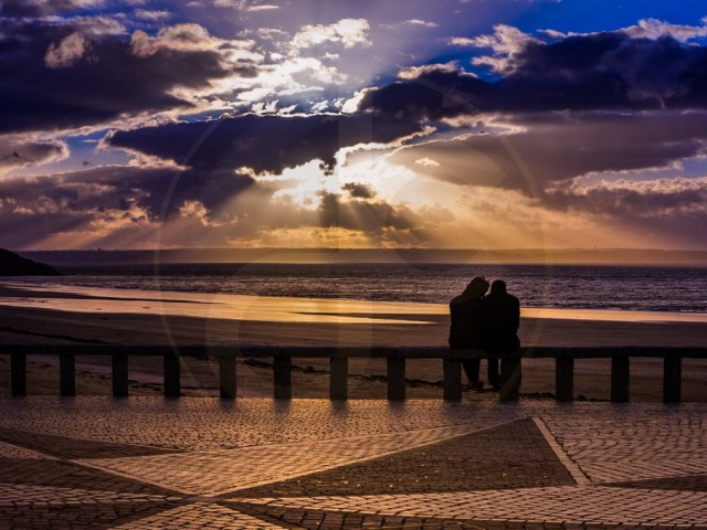 Sunset en duo