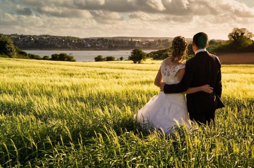 Quelques photos de mariages en bretagne…