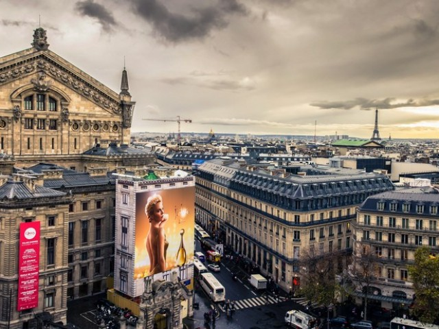 panorama paris