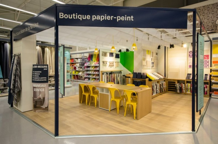 photographe agencement magasin