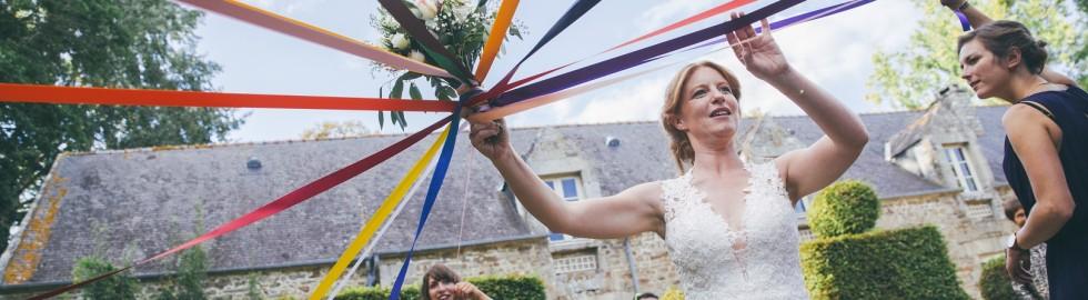 mariage chateau de bogard