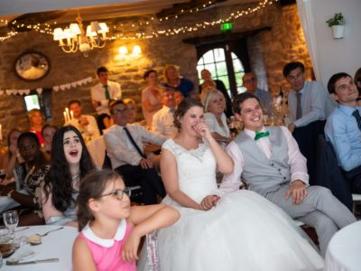 soirée mariage noé verte